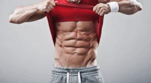 4 نصائح للحصول على عضلات البطن