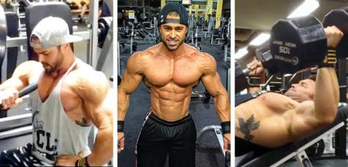 هل ترغب بالحصول على عضلات صدر منفوخة و مشدودة، اليك النصائح و التمارين التالية لتحقق هدفك.