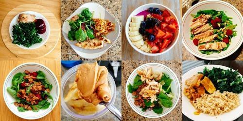 تناول عدة وجبات صغيرة خلال اليوم