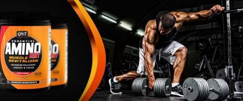 هل للمكملات الغذائية دور في تسريع عملية نمو و نحت العضلات مما يسمح بتحقيق أهدافك بسرعة؟
